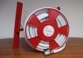Hydrantový naviják D33 s 20m nebo 30m hadicí