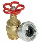 Mosazný ventil D25 pro hydrantové systémy