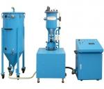 Kompaktní plnička práškových hasicích přístrojů PFF-SUMATIC-SV-100-W