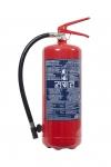 Φορητός πυροσβεστήρας σκόνης 6  κιλ EXTRA