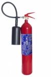 Přenosný hasicí přístroj CO2 5 kg - vyšší rating