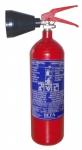 Přenosný hasicí přístroj CO2 2 kg