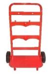 Vozík na hasicí přístroj